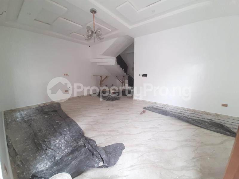 4 bedroom Semi Detached Duplex House for sale Off Chevron drive lekki chevron Lekki Lagos - 19