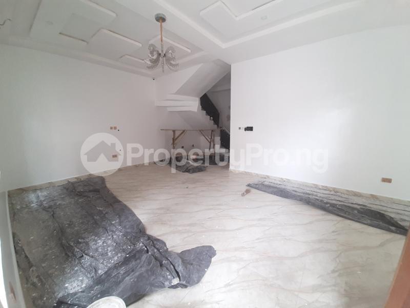 4 bedroom Semi Detached Duplex House for sale Off Chevron drive lekki chevron Lekki Lagos - 21