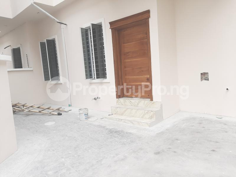 4 bedroom Semi Detached Duplex House for sale Off Chevron drive lekki chevron Lekki Lagos - 20