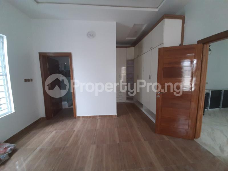 4 bedroom Semi Detached Duplex House for sale Off Chevron drive lekki chevron Lekki Lagos - 9