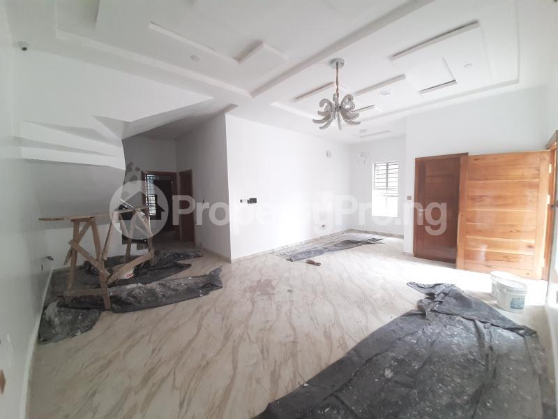4 bedroom Semi Detached Duplex House for sale Off Chevron drive lekki chevron Lekki Lagos - 18