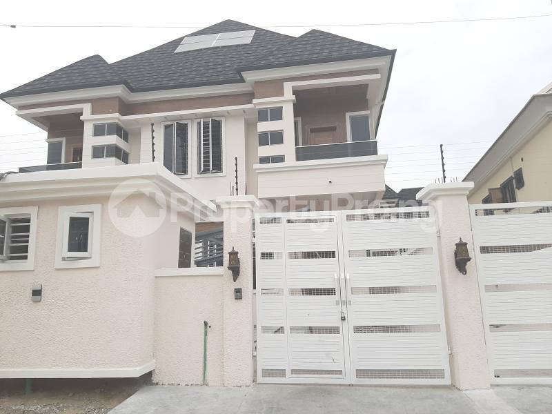 4 bedroom Semi Detached Duplex House for sale Off Chevron drive lekki chevron Lekki Lagos - 0