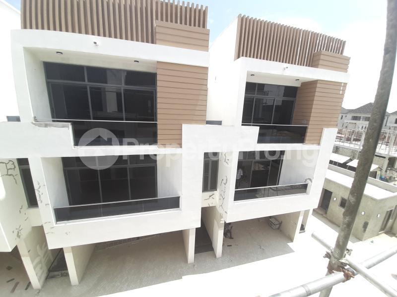 4 bedroom Terraced Duplex House for sale Off kusenla road lekki Ikate Lekki Lagos - 1