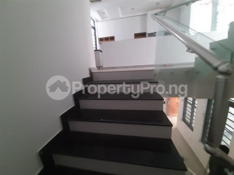 4 bedroom Terraced Duplex House for sale Off kusenla road lekki Ikate Lekki Lagos - 19