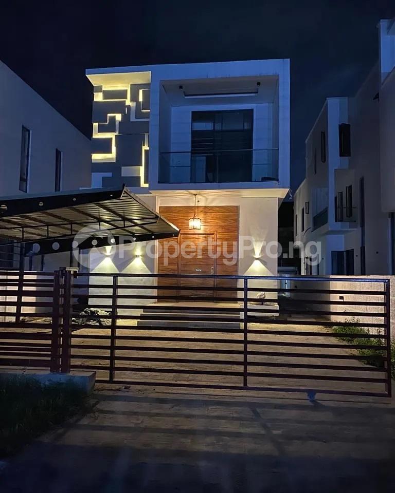 4 bedroom Detached Duplex for sale Lakeview chevron Lekki Lagos - 0