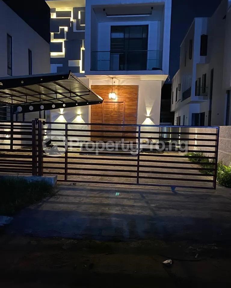 4 bedroom Detached Duplex for sale Lakeview chevron Lekki Lagos - 5
