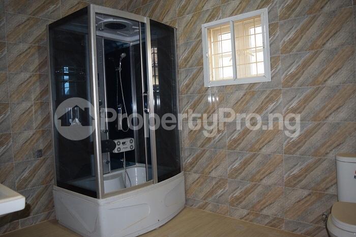 5 bedroom Detached Duplex House for sale Well secured estate at guzape, Abuja. Guzape Abuja - 7