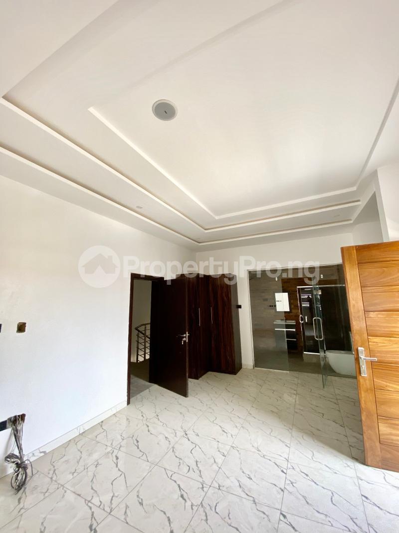4 bedroom Terraced Duplex House for sale Idado Lekki Lagos - 6