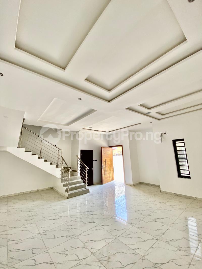 4 bedroom Terraced Duplex House for sale Idado Lekki Lagos - 2