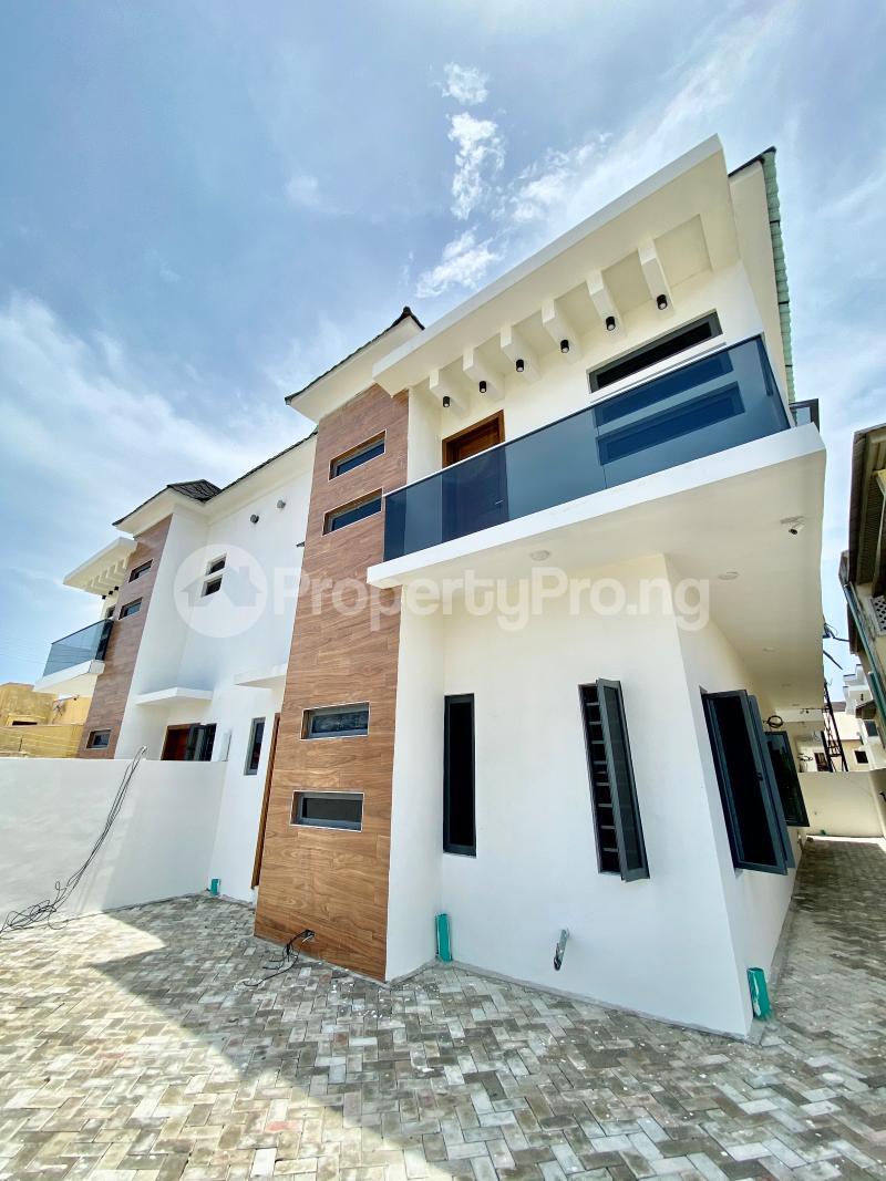 4 bedroom Terraced Duplex House for sale Idado Lekki Lagos - 9