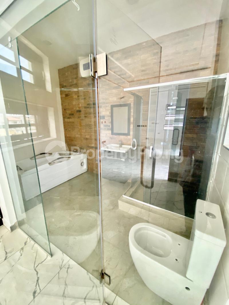 4 bedroom Terraced Duplex House for sale Idado Lekki Lagos - 8