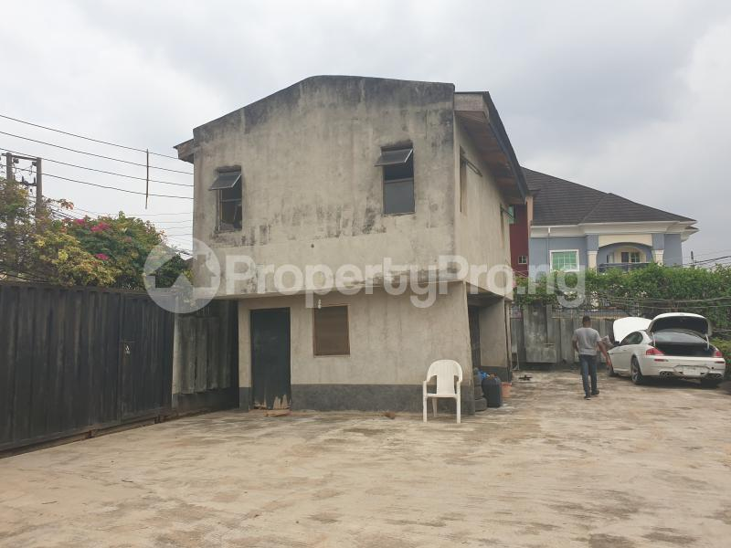 Residential Land for sale Isanlu Close Ajao Estate Isolo Lagos - 1