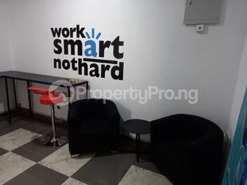 Desk Co working space for rent 21 Ngesi Ibrahim Tella Street, Oral Estate, Lekki , Lagos Oral Estate Lekki Lagos - 2