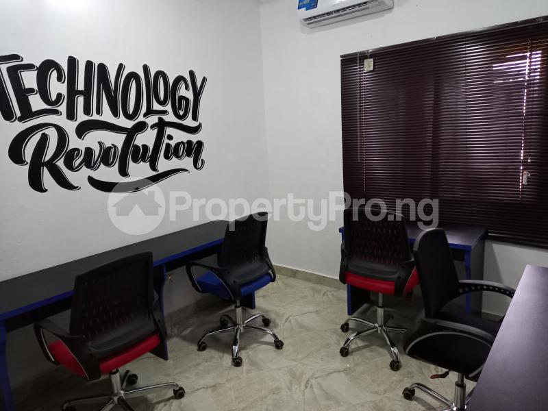Desk Co working space for rent 21 Ngesi Ibrahim Tella Street, Oral Estate, Lekki , Lagos Oral Estate Lekki Lagos - 1