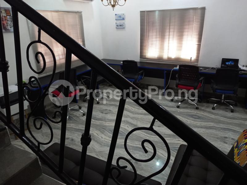 Desk Co working space for rent 21 Ngesi Ibrahim Tella Street, Oral Estate, Lekki , Lagos Oral Estate Lekki Lagos - 3