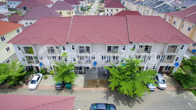 4 bedroom Semi Detached Duplex House for shortlet Mekunwen Road, Brains And Hammers Estate, Life Camp Abuja - 31