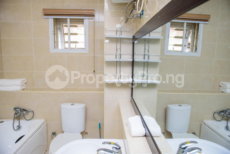 4 bedroom Semi Detached Duplex House for shortlet Mekunwen Road, Brains And Hammers Estate, Life Camp Abuja - 20