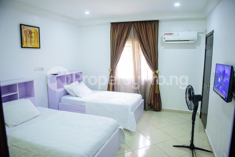 4 bedroom Semi Detached Duplex House for shortlet Mekunwen Road, Brains And Hammers Estate, Life Camp Abuja - 33