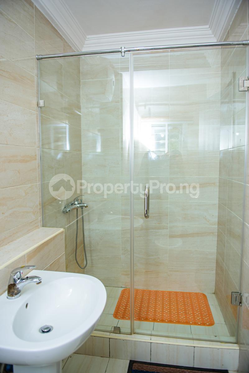4 bedroom Semi Detached Duplex House for shortlet Mekunwen Road, Brains And Hammers Estate, Life Camp Abuja - 25