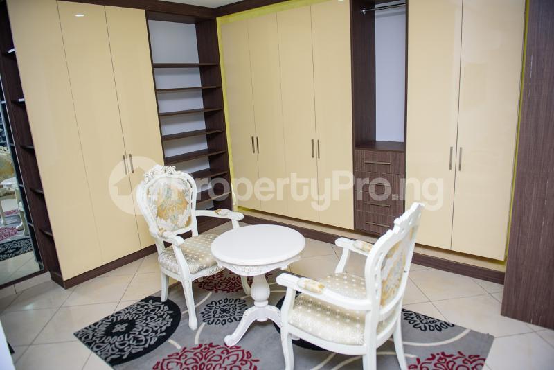 4 bedroom Semi Detached Duplex House for shortlet Mekunwen Road, Brains And Hammers Estate, Life Camp Abuja - 18