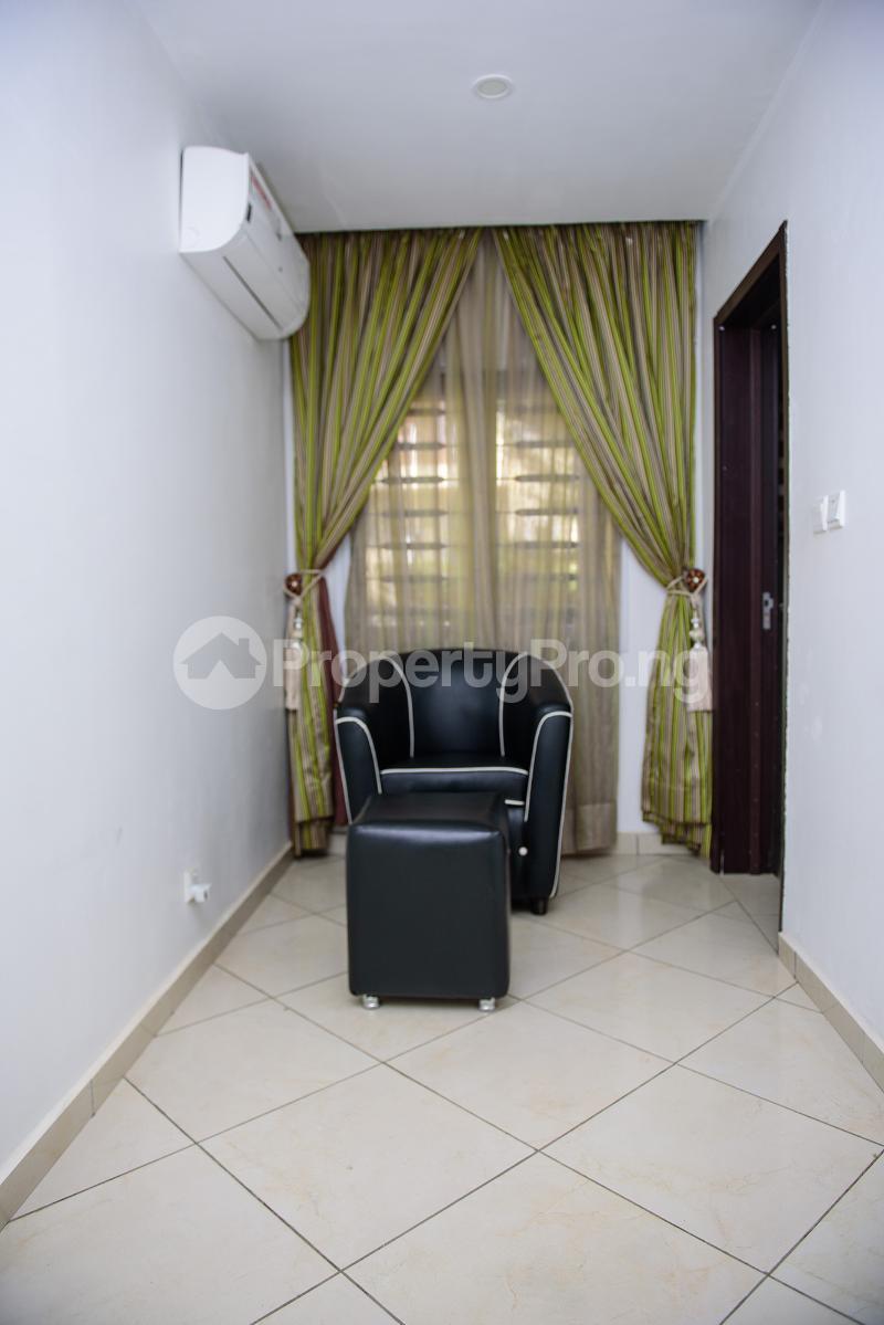 4 bedroom Semi Detached Duplex House for shortlet Mekunwen Road, Brains And Hammers Estate, Life Camp Abuja - 29