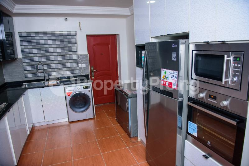 4 bedroom Semi Detached Duplex House for shortlet Mekunwen Road, Brains And Hammers Estate, Life Camp Abuja - 12
