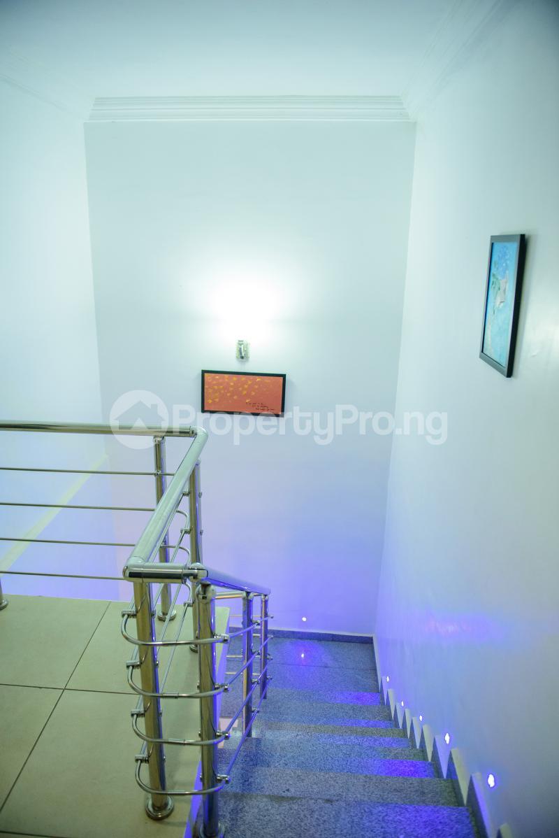4 bedroom Semi Detached Duplex House for shortlet Mekunwen Road, Brains And Hammers Estate, Life Camp Abuja - 9