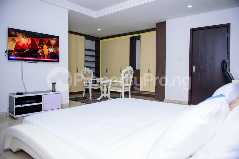 4 bedroom Semi Detached Duplex House for shortlet Mekunwen Road, Brains And Hammers Estate, Life Camp Abuja - 16