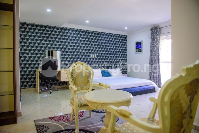4 bedroom Semi Detached Duplex House for shortlet Mekunwen Road, Brains And Hammers Estate, Life Camp Abuja - 17