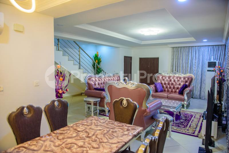 4 bedroom Semi Detached Duplex House for shortlet Mekunwen Road, Brains And Hammers Estate, Life Camp Abuja - 3