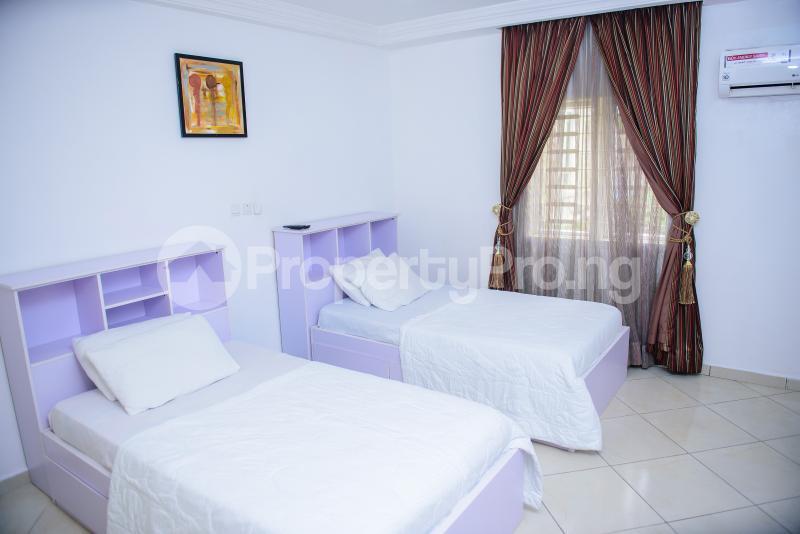 4 bedroom Semi Detached Duplex House for shortlet Mekunwen Road, Brains And Hammers Estate, Life Camp Abuja - 32