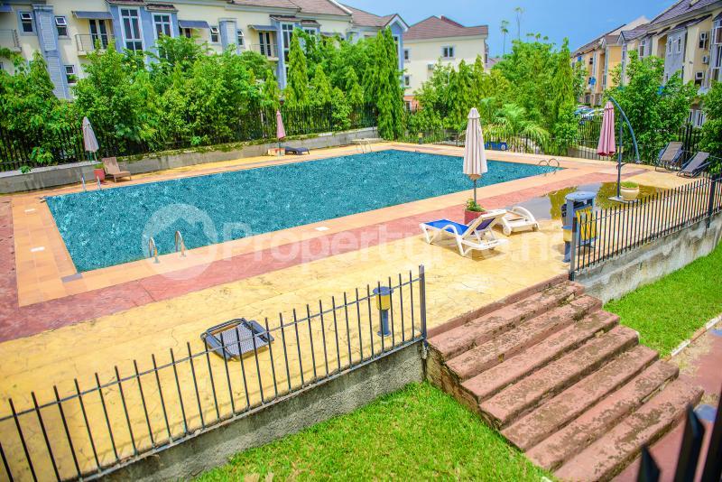 4 bedroom Semi Detached Duplex House for shortlet Mekunwen Road, Brains And Hammers Estate, Life Camp Abuja - 39