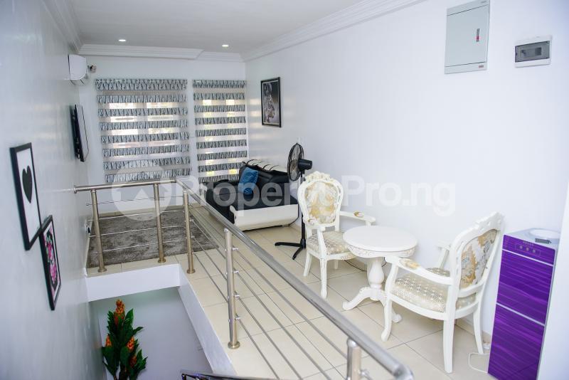 4 bedroom Semi Detached Duplex House for shortlet Mekunwen Road, Brains And Hammers Estate, Life Camp Abuja - 8