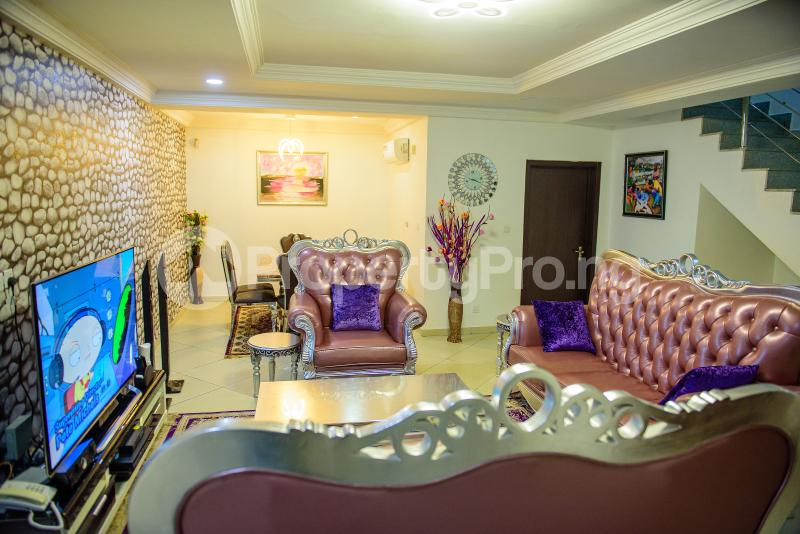 4 bedroom Semi Detached Duplex House for shortlet Mekunwen Road, Brains And Hammers Estate, Life Camp Abuja - 1