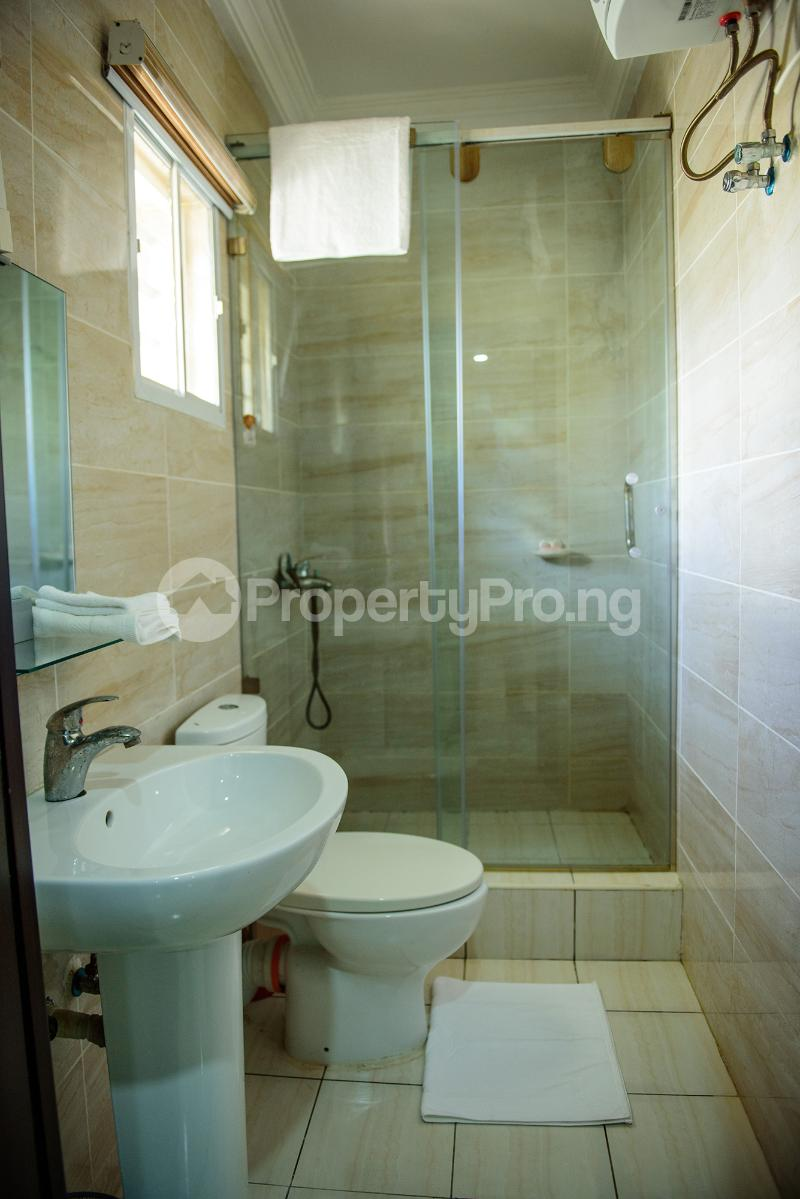 4 bedroom Semi Detached Duplex House for shortlet Mekunwen Road, Brains And Hammers Estate, Life Camp Abuja - 35