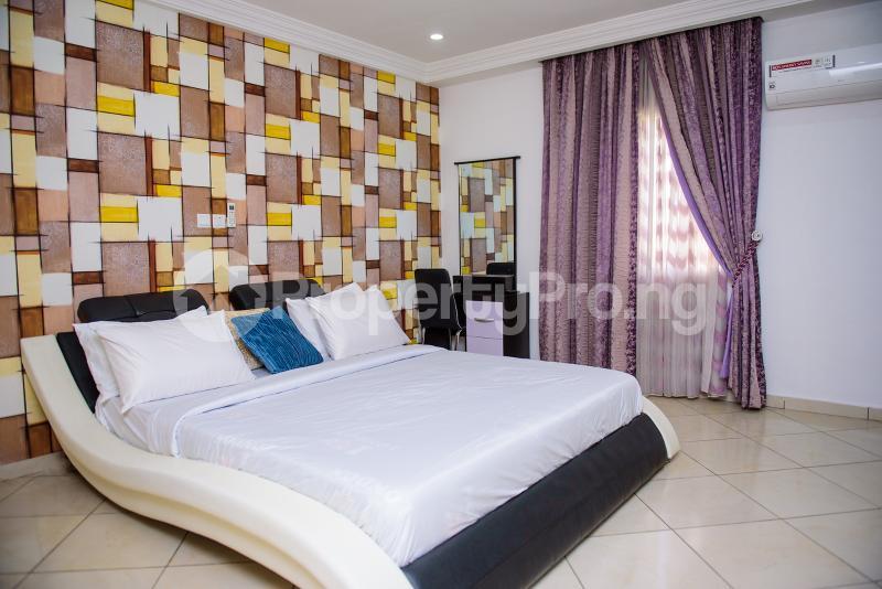 4 bedroom Semi Detached Duplex House for shortlet Mekunwen Road, Brains And Hammers Estate, Life Camp Abuja - 22
