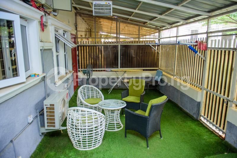 4 bedroom Semi Detached Duplex House for shortlet Mekunwen Road, Brains And Hammers Estate, Life Camp Abuja - 14