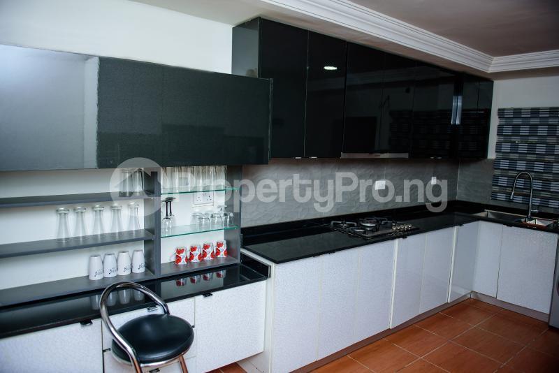 4 bedroom Semi Detached Duplex House for shortlet Mekunwen Road, Brains And Hammers Estate, Life Camp Abuja - 11