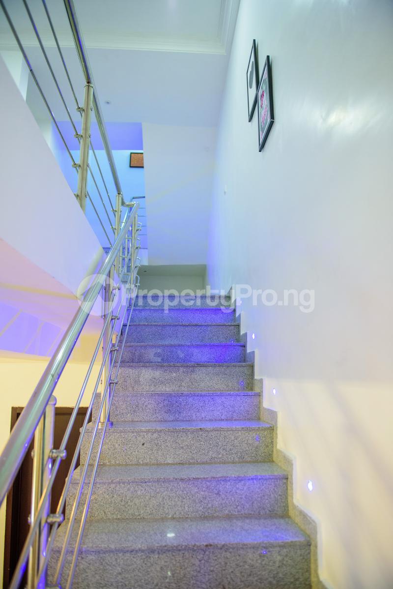 4 bedroom Semi Detached Duplex House for shortlet Mekunwen Road, Brains And Hammers Estate, Life Camp Abuja - 6