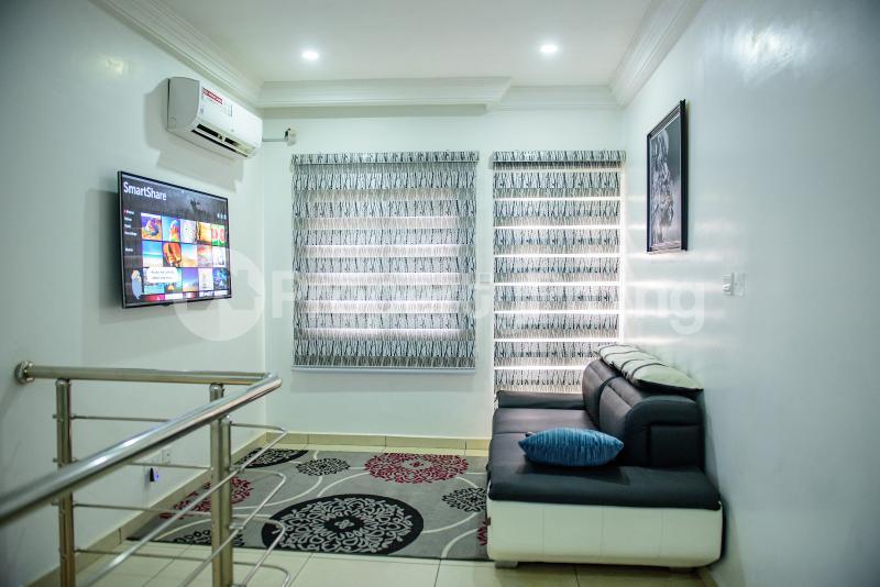 4 bedroom Semi Detached Duplex House for shortlet Mekunwen Road, Brains And Hammers Estate, Life Camp Abuja - 7