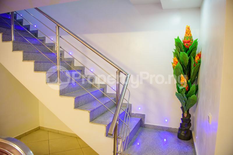 4 bedroom Semi Detached Duplex House for shortlet Mekunwen Road, Brains And Hammers Estate, Life Camp Abuja - 36