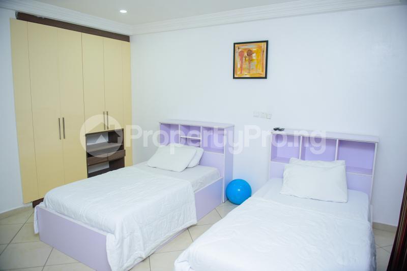 4 bedroom Semi Detached Duplex House for shortlet Mekunwen Road, Brains And Hammers Estate, Life Camp Abuja - 34