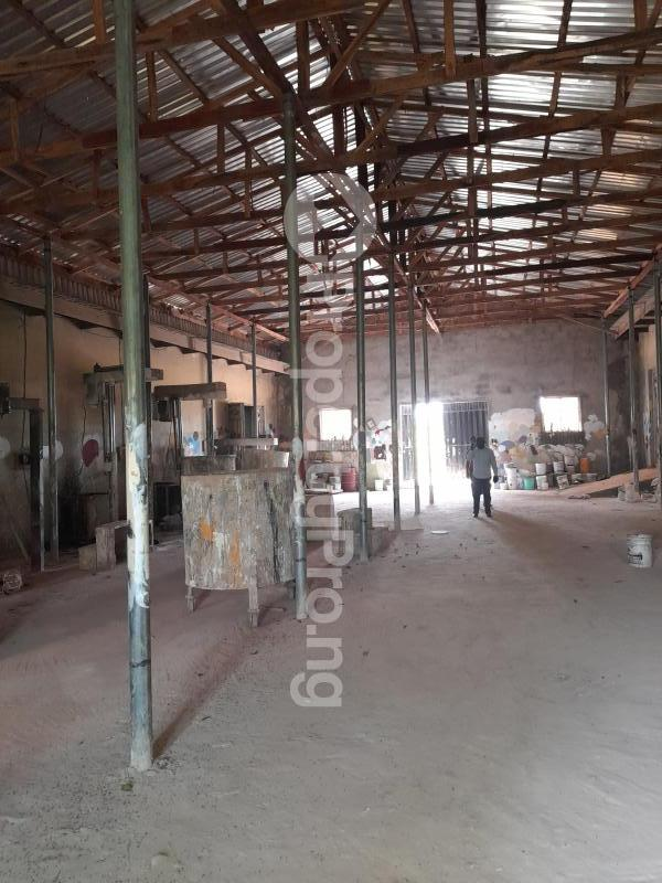 Factory Commercial Property for sale Along Federal Polytechnic Road Ilaro Yewa South Yewa Ogun - 4