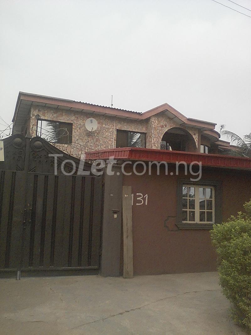 2 bedroom Flat / Apartment for rent Gowon, Estate Egbeda Pipeline Alimosho Lagos - 0