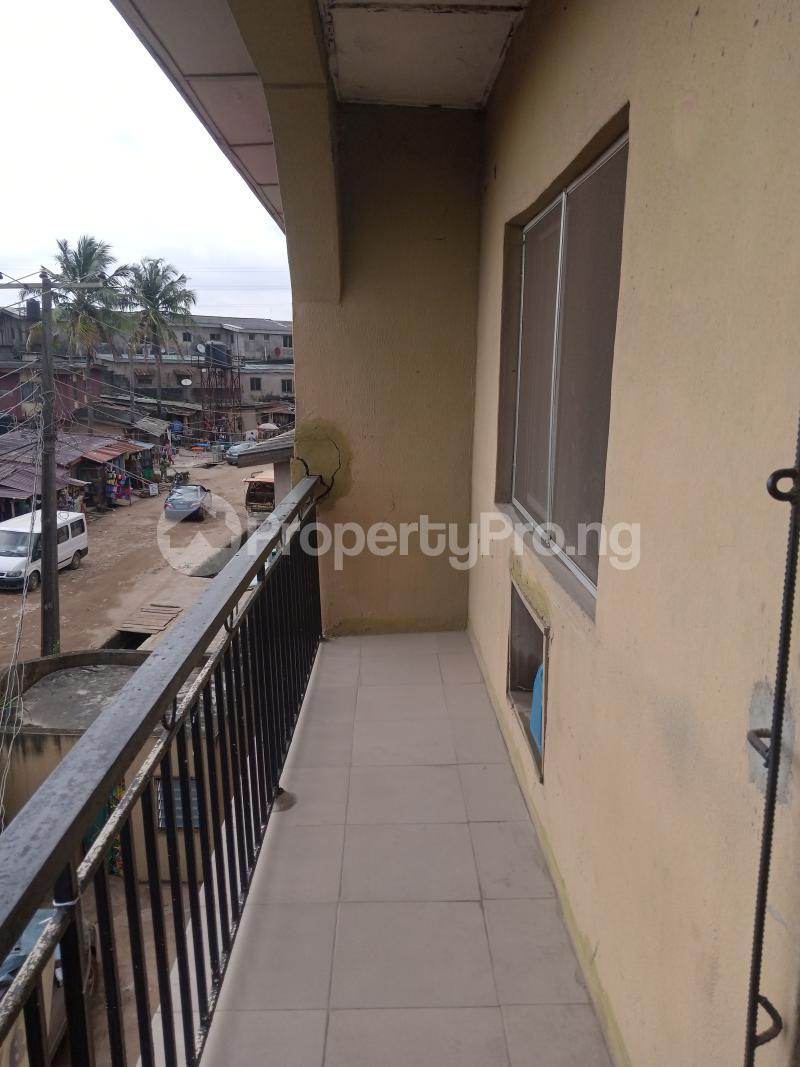 3 bedroom Self Contain Flat / Apartment for rent Adepitan street off Oluwakemi street Alapere Alapere Kosofe/Ikosi Lagos - 5