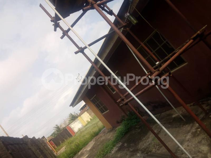 3 bedroom Detached Bungalow House for rent Ashipa road,amule busstop,ipaja Ayobo Ayobo Ipaja Lagos - 1