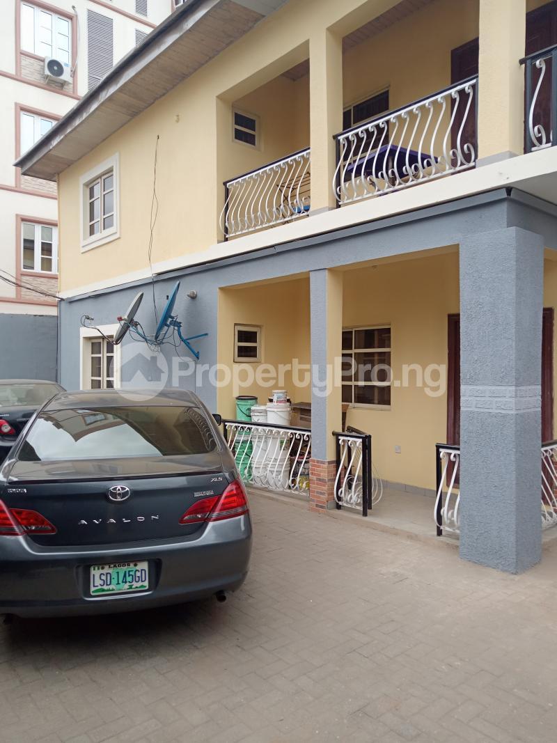 3 bedroom Flat / Apartment for rent Ebute metta Adekunle Yaba Lagos - 0