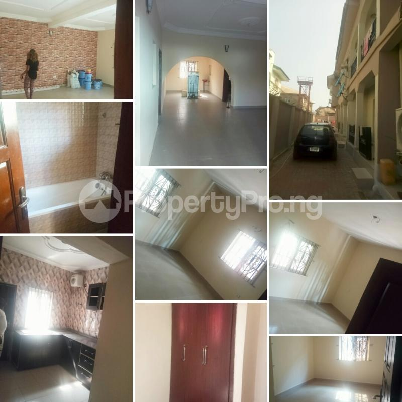 3 bedroom Blocks of Flats House for rent council Egbe/Idimu Lagos - 0