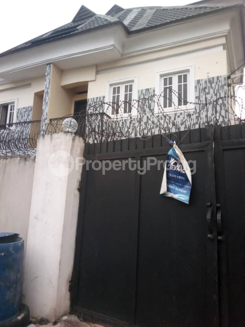 3 bedroom Detached Duplex for rent Ogudu-Orike Ogudu Lagos - 0