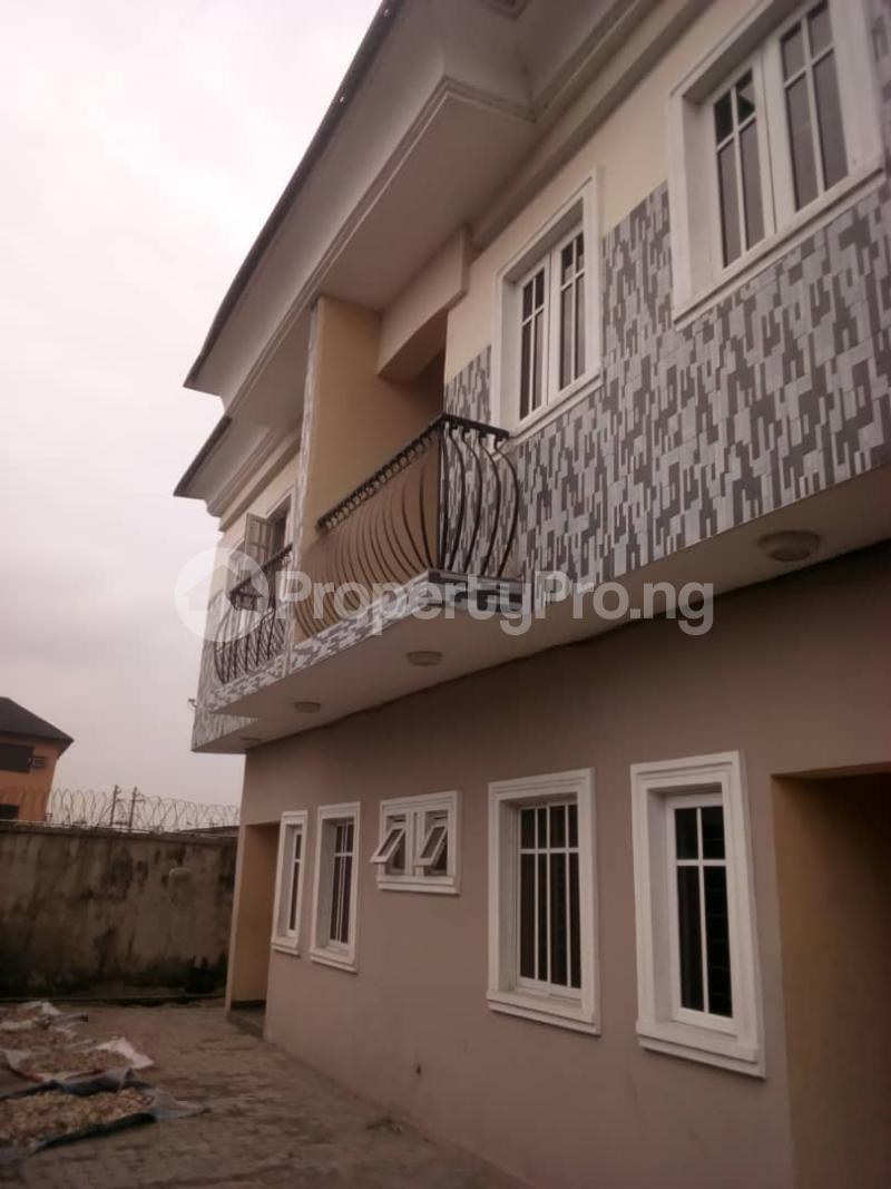 3 bedroom Detached Duplex for rent Ogudu-Orike Ogudu Lagos - 4